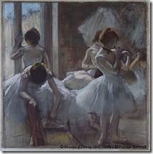 Dancers - Degas