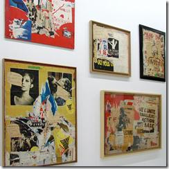 Posters - Jacques Villeglé